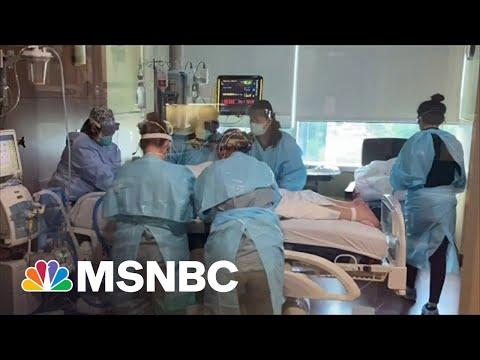 Louisiana Hospitals 'Stretched Very Thin' Brace For Hurricane Ida