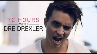 72 HOURS WITH DRE DREXLER + Men's lifestyle Short Film