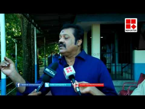Suresh Gopi Reaction over Recent Political Attacks│Reporter Live