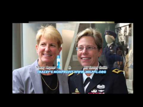 NAVAIR's First Annual Pride Keynote Speaker Brigadier General Tammy Smith