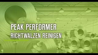 KOHLER - Teilerichtmaschine Peak Performer - Elektromotorisch ausfahrbare Richtkassetten