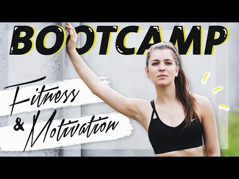 Fitness Motivation |  Fit für den Sommer Bootcamp mit Mady Morrison