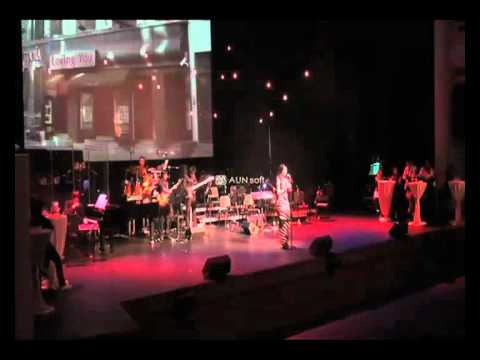 Loving You by Sarah Cheng-De Winne with the NUS Jazz Band