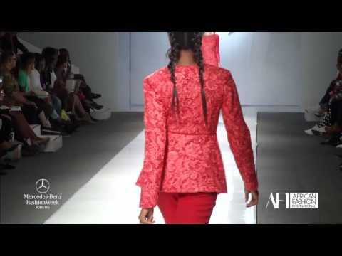 SCALO - AFI Mercedes Benz Fashion Week JoBurg 2015