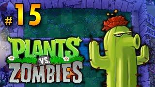 Plantas vs. Zombis│en Español por TulioX│Parte #15