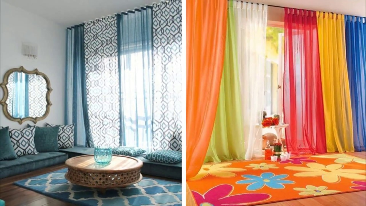 Simple Curtain Designs For Home Heser