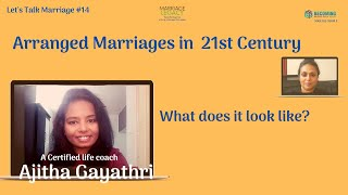How to Find the Right Partner in Arranged Marriage   Arrange Marriages in 21st Century   Vimala Rane
