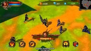 Dungeon Hunter 4 PC - Gameplay BR