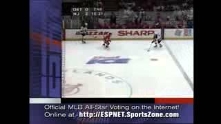 ESPN National Hockey Night Game 3 1995 Stanley Cup Final DET @ NJ
