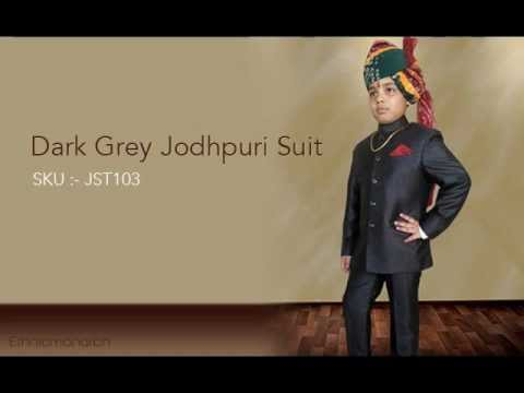 Ethnic monarch - Jodhpuri Suits