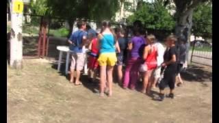 Путешествие - 2 день | Детский христианский лагерь в Дружковке