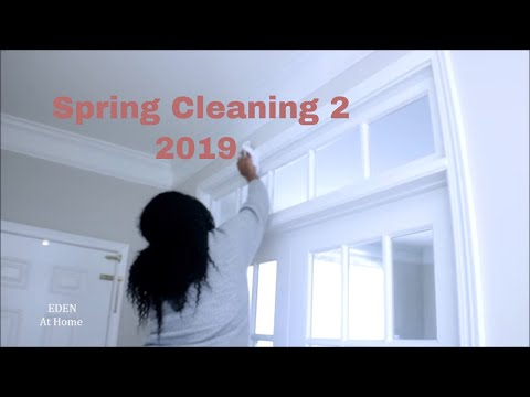 Spring Cleaning 2019 Part 2???? ???? ????  Main Floor ናይ ስፕሪንግ ግቡእ ፅሬት ካልኣይ ክፋል #Eritrea