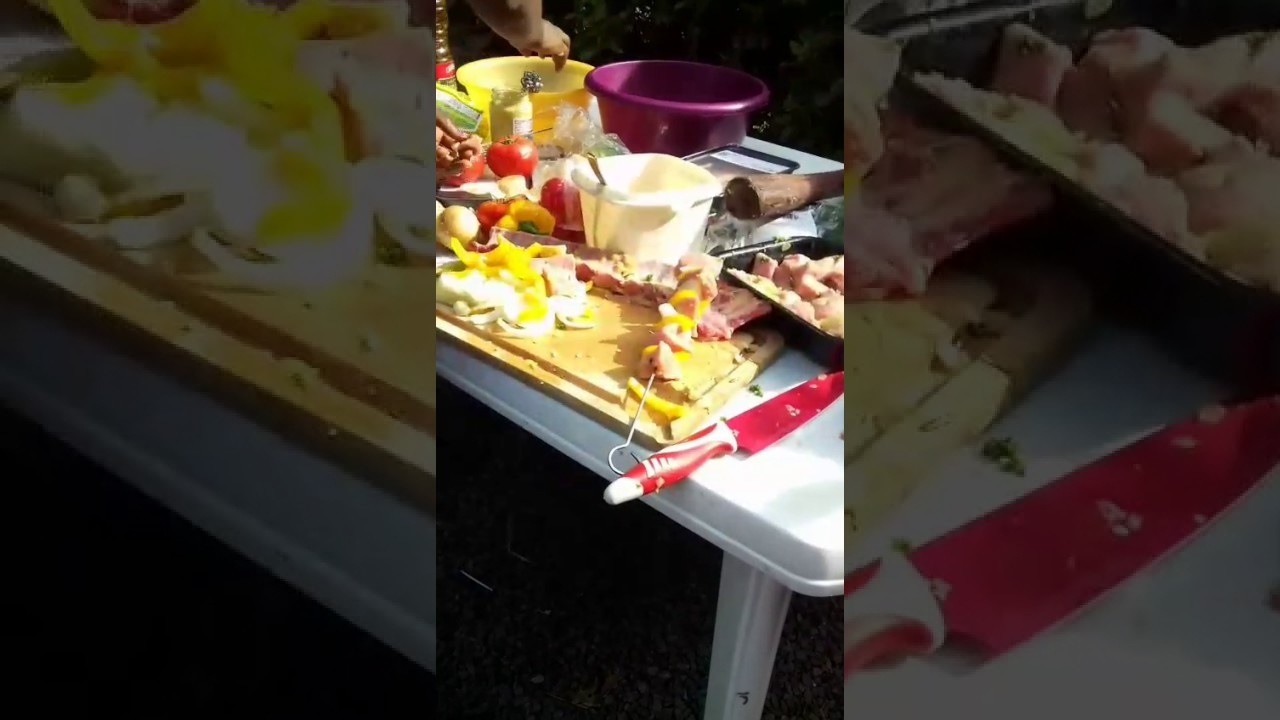 Comment Faire Un Bon Barbecue comment faire un bon barbecue simple et rapide - youtube