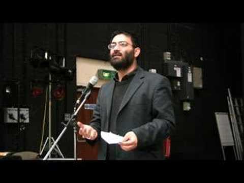 Usama Hasan Talk on Environment Part 2