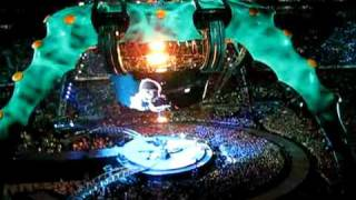 U2 360º Tour Walk On, camp nou, 2009-06-30