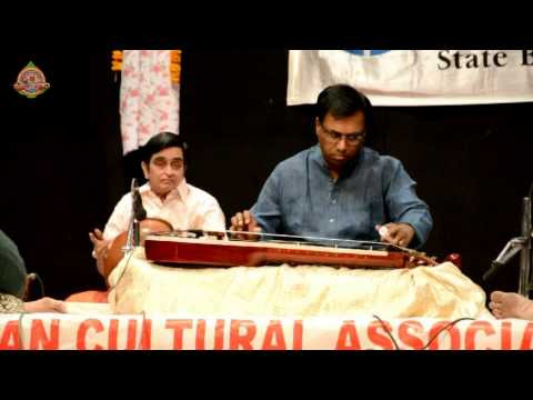 Ravi Kiran Chitra Veena recital at SICA 55th Annual Festival