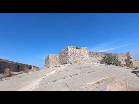 Asia's second largest monolith - Madhugiri complete trek