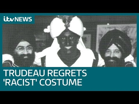 Trudeau apologises over racism row amid re-election campaign | ITV News