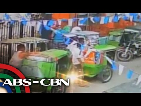 Bandila: Tricycle driver, patay sa pamamaril sa Caloocan City