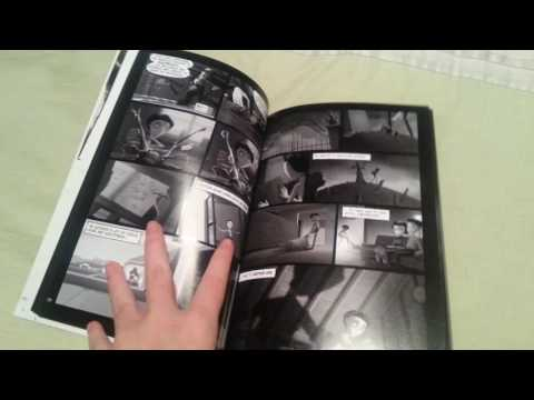 Frankenweenie Graphic Novel Review