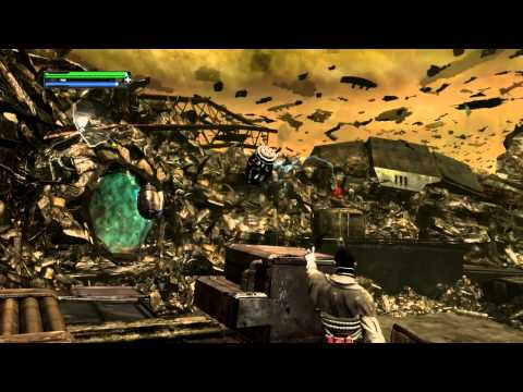 Star Wars: The Force Unleashed (PC) Walkthrough - Imperial Raxus Prime