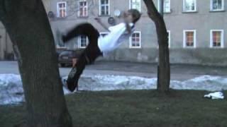 Lubomierz Back Flip - Krzysztof Niemczyk (Niedzielan) cz.1