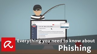 ☝ Everything you need to know about phishing