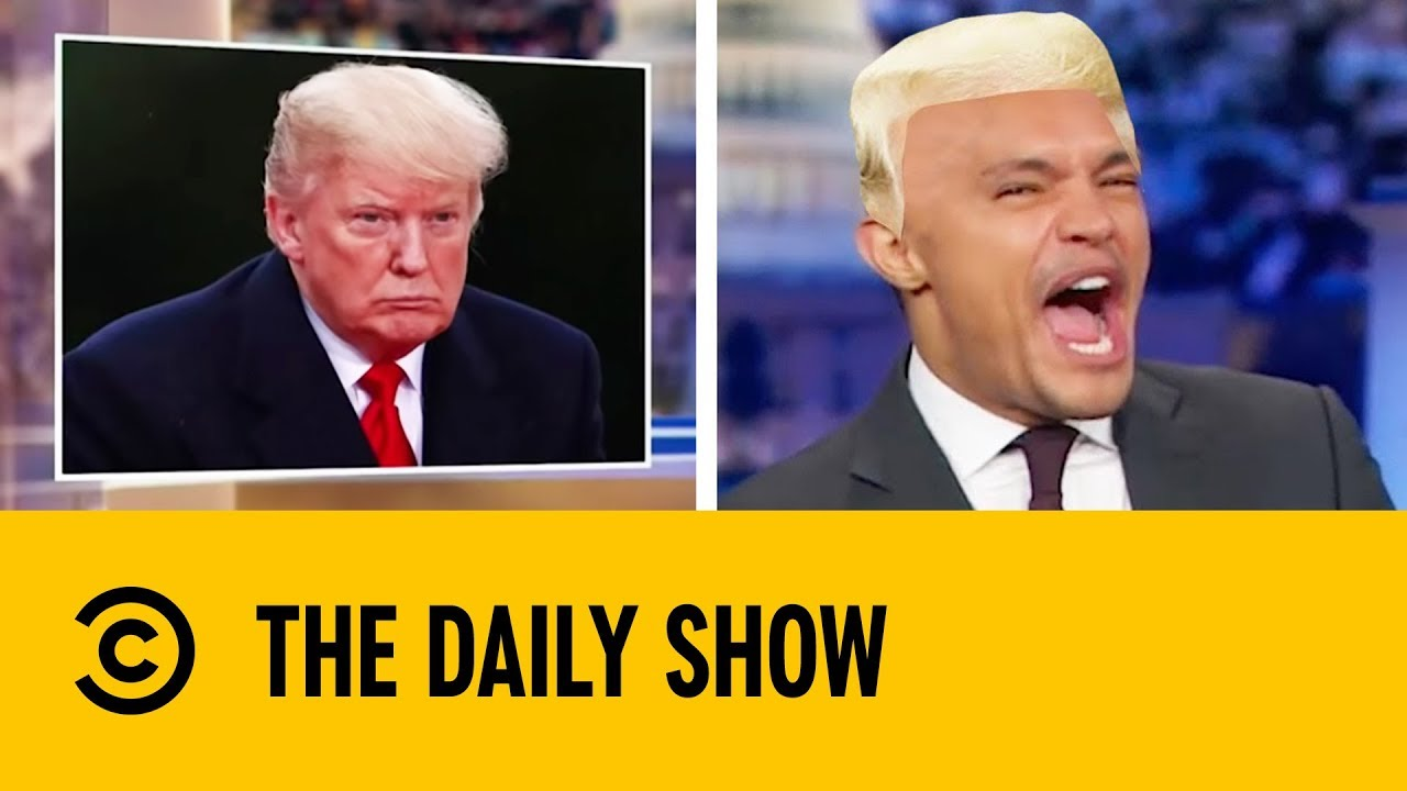 Download 2018's Best Ever Donald Trump Impressions | The Daily Show With Trevor Noah