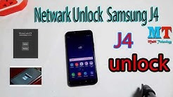 Samsung Galaxy J4 (SM-J400F) SIM Network Unlock PIN 100% successful