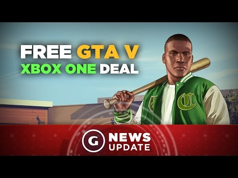 how to get gta 5 for free on xbox one