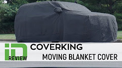 Coverking Moving Blanket Cover Review