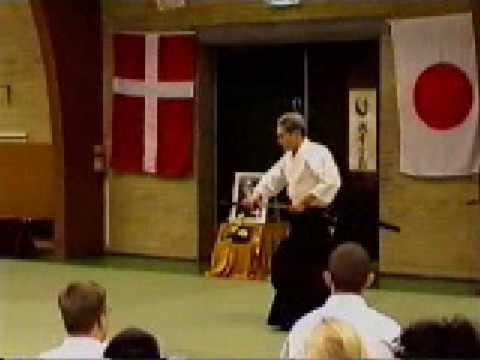 Shoji Nishio Aikido Toho Iai 01 Shohatto Maegiri