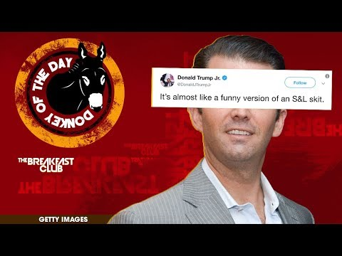 Donald Trump Jr. Doesn't Know What SNL Stands For