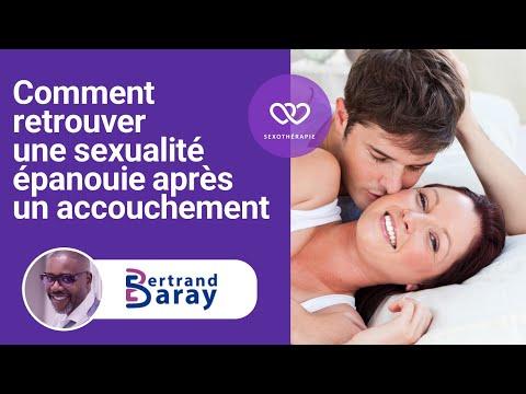 Bertrand BARAY Comment booster la libido après un accouchement