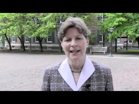 Shaheen at Dartmouth: Getting People Back to Work