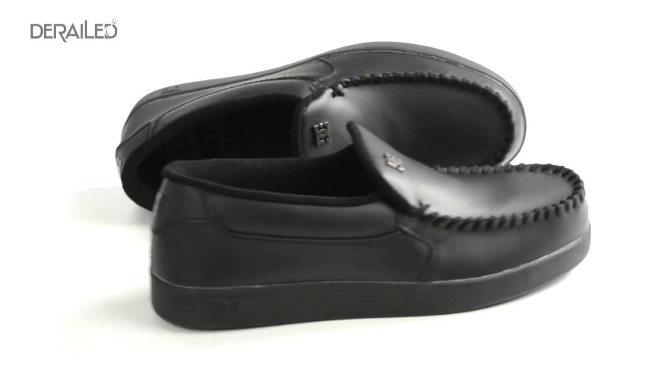 Dc Leather Villain Shoes