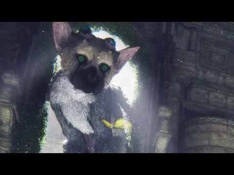 The Last Guardian Coming To PSVR - PSX 2017 Teaser