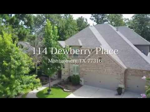 114 dewberry place montgomery tx 77316 dane 39 s youtube for Garage ad colleville montgomery
