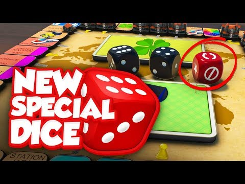 SPECIAL DICE! - Rento Fortune