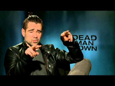 Exklusiv! DEAD MAN DOWN Behind the Scenes mit Colin Farrell