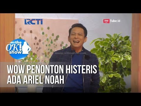 THE OK SHOW - Detik Detik Kedatangan Ariel NOAH Di THE OK! SHOW [8 Januari 2019]