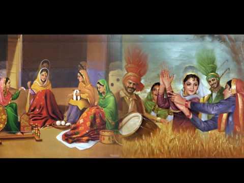 Virasat e Khalsa ● Song ● Punjabi Folk Song