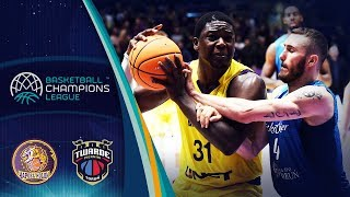 UNET Holon V Polski Cukier Torun - Highlights - Basketball Champions League 2019-20