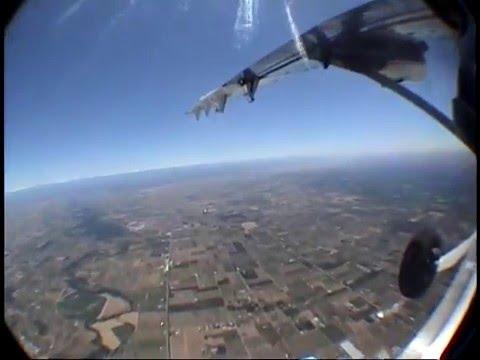 Ross Butler Skydiving