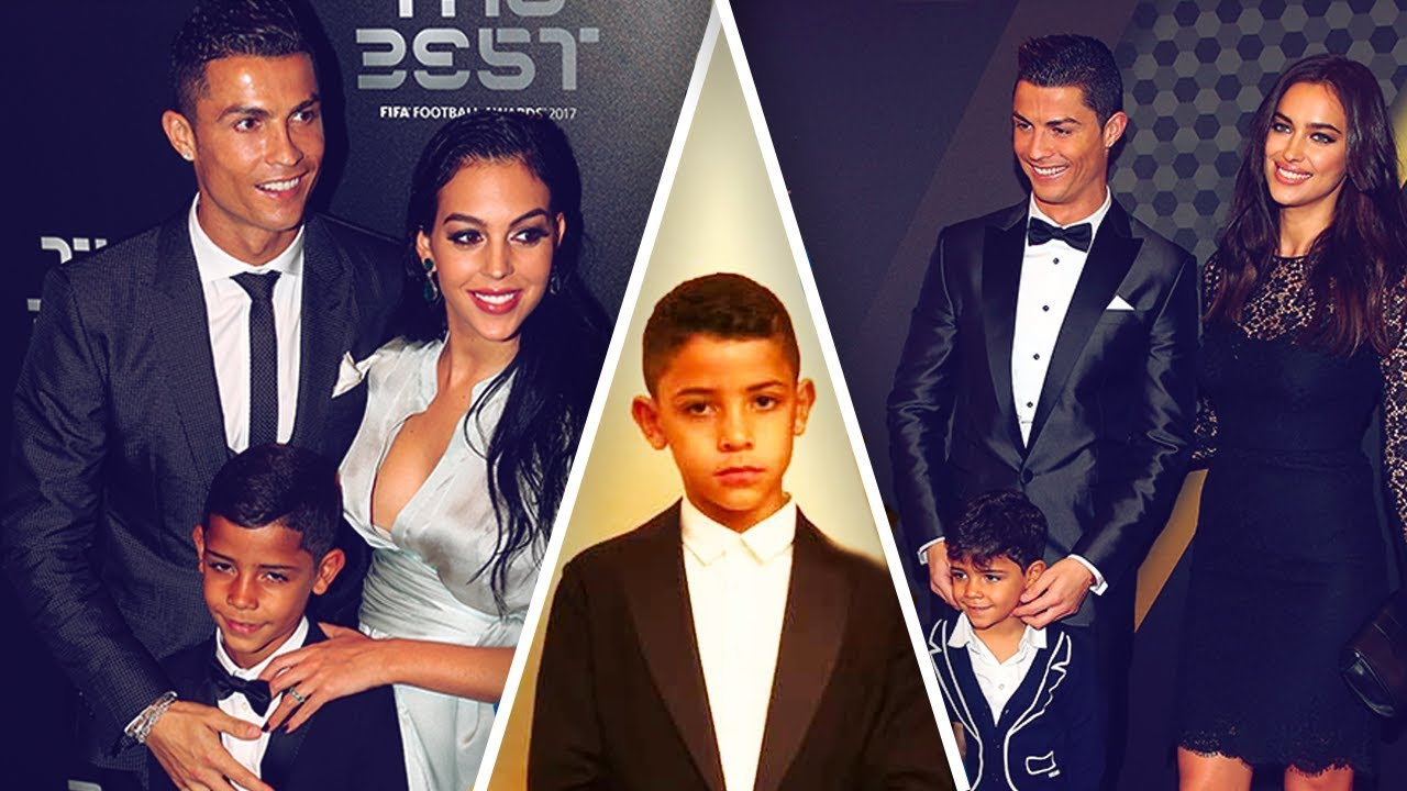 Who Is Cristiano Ronaldo Junior S Mother Oh My Goal Youtube