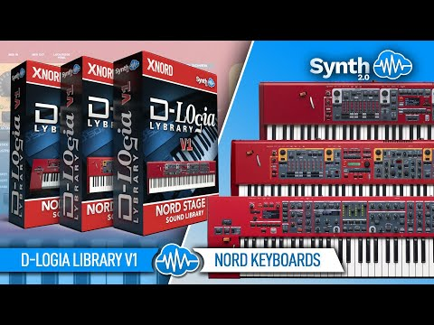 D-LOGIA LIBRARY V1 ( ROLAND D50 D70 ) - CLAVIA NORD STAGE 2 / 2 EX / 3 |  Synthcloud Library