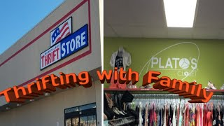 New Thrift stores in Laurel,md: Red,white, & blue thrift store / Plato's Closet