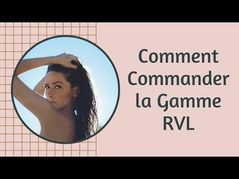 Comment commander le Shampoing Maison RVL de Jeunesse ?
