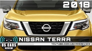 2018 Nissan Terra Review