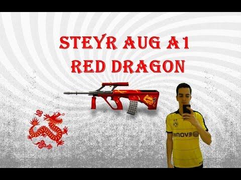 [CF]-ROLETANDO para INSCRITO#13-Steyr Aug A1 Red Dragon